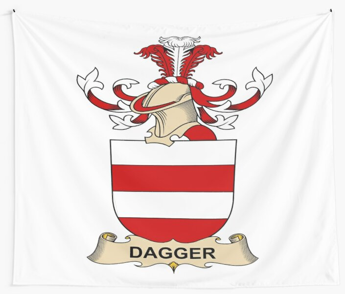 Dagger by HaroldHeraldry