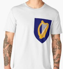 Coat of arms of Ireland Men's Premium T-Shirt