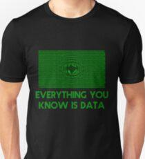 Computer Matrix Data Science Shirt T-Shirt