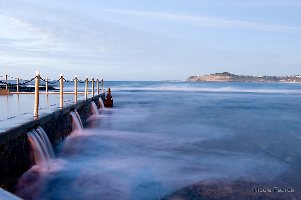 Tranquility at Mona Vale by Nicole Pearce