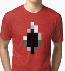 Humanity ultra retro Tri-blend T-Shirt