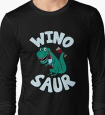 Wino Saur Wine Lover! T-Shirt