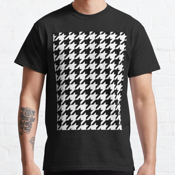 Houndstooth Classic T-Shirt