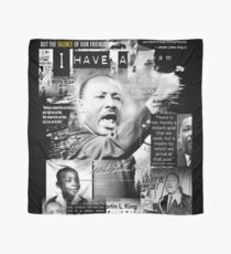 martin luther king Scarf