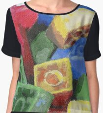 Legos Women's Chiffon Top