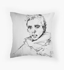 Simplefader-Character36 Throw Pillow