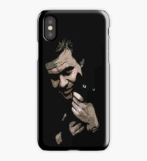 Giger and Kitten iPhone Case/Skin