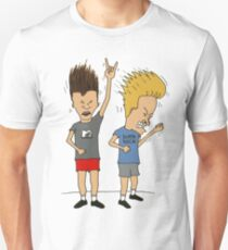 BEAVIS AND BUTTHEAD ROCK! Unisex T-Shirt
