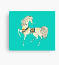 Dancing Horse Canvas Print
