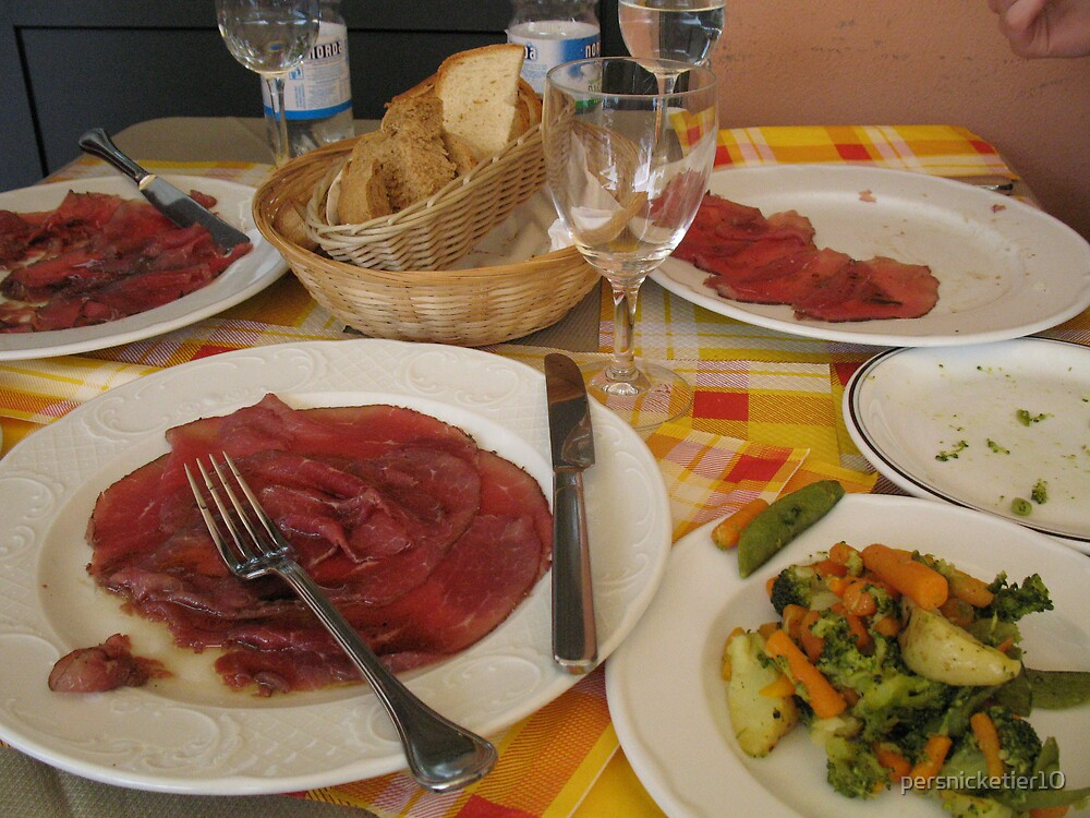Italian Delicacy by persnicketier10