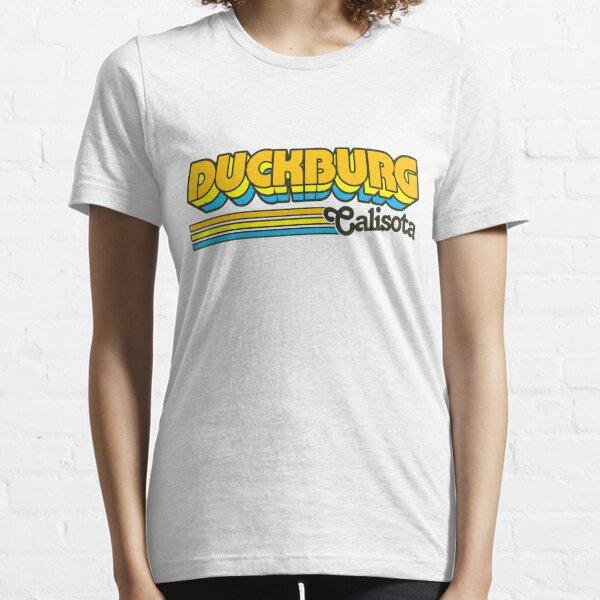 Duckburg, Calisota Essential T-Shirt