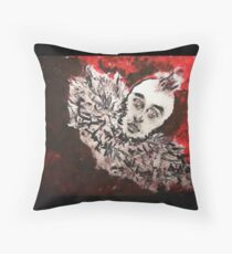 Simplefader-Character47 Throw Pillow