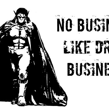 Drow Business by LiberatingArts