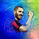 Classic Bonucci  by Mark White