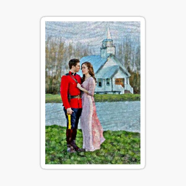 Jack und Elizabeth Sticker