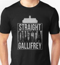 Straight Outta Gallifrey - 12th Doctor V. T-Shirt