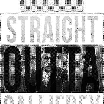 Straight Outta Gallifrey - 12th Doctor V. by gelfmattman