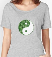 Ying and Yang dope Women's Relaxed Fit T-Shirt