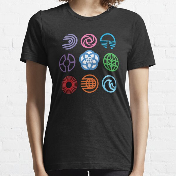The Symbols of Epcot Essential T-Shirt