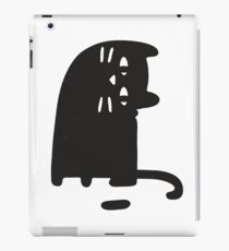 Cat Looking at a Thing iPad Case/Skin