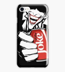 The Killing Joke Sin City Edit iPhone Case/Skin