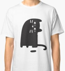 Cat Looking at a Thing Classic T-Shirt