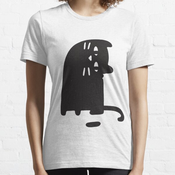 Cat Looking at a Thing Essential T-Shirt
