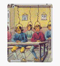 Vintage Art: School in the Future iPad Case/Skin