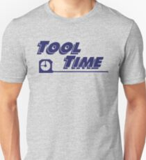 Tool Time t-shirt - Home Improvement, Tim Taylor, Binford Unisex T-Shirt