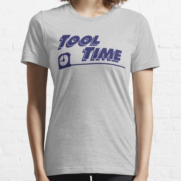 Tool Time t-shirt - Home Improvement, Tim Taylor, Binford Essential T-Shirt