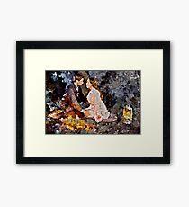 Mineshaft ~ By Ernie Kasper Framed Print