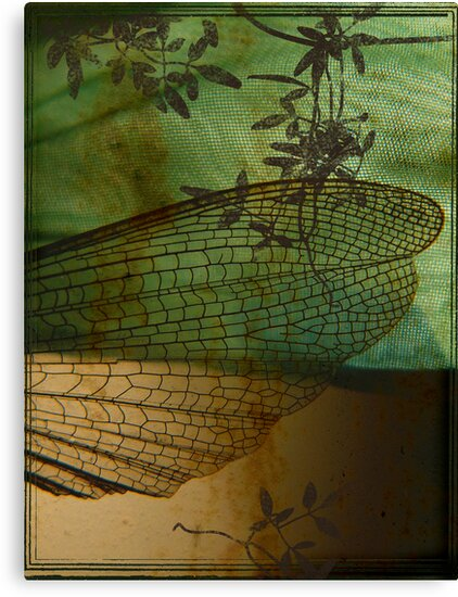 Rusted Wing by purelydecorative