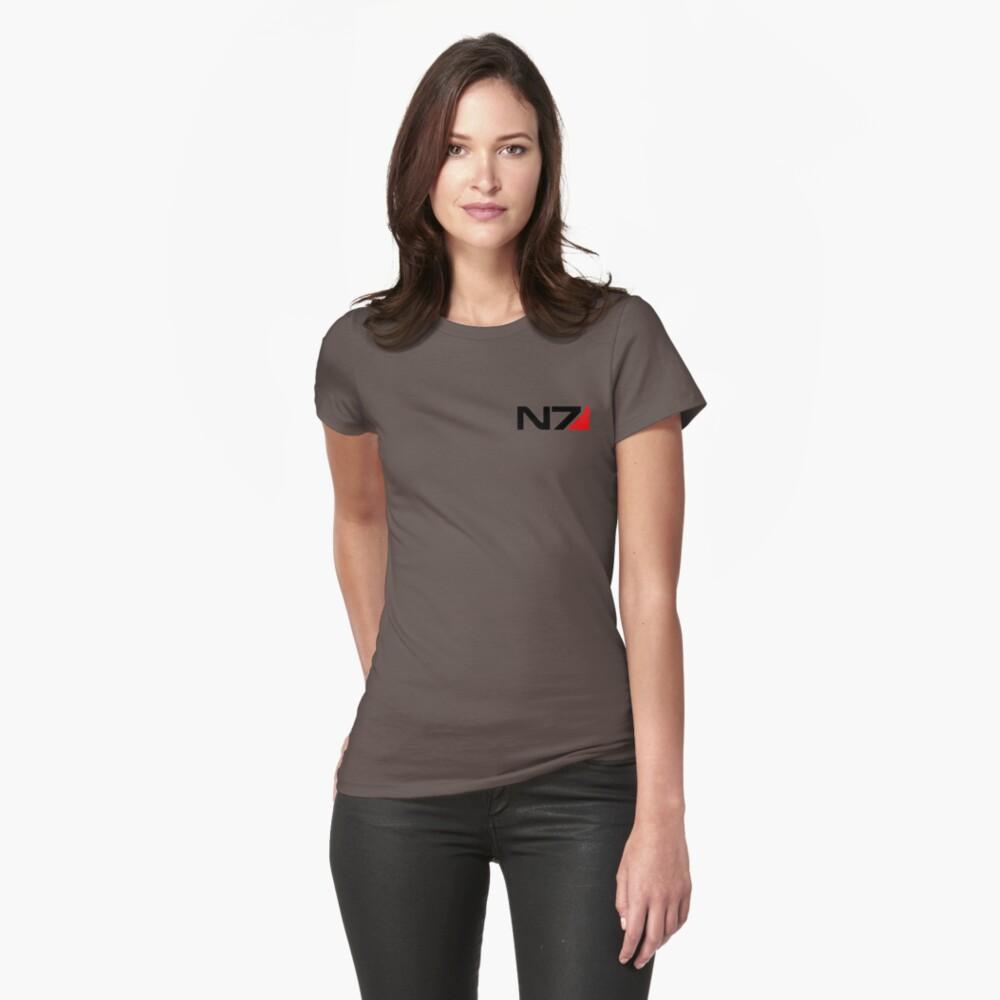 N7 Womens T-Shirt Front