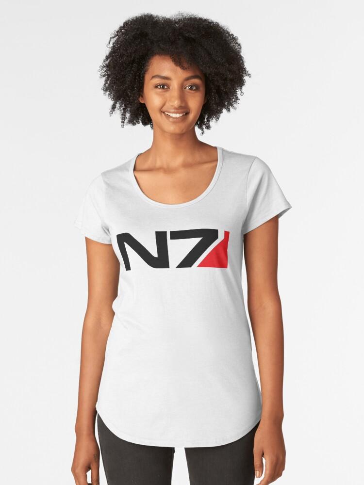 N7 Women's Premium T-Shirt Front
