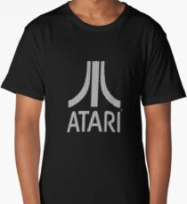 Atari Logo from Bladerunner 2049 Long T-Shirt