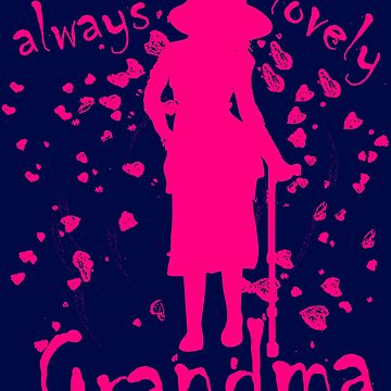 Grandma by design4tees