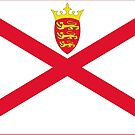 Jersey Flag Products by Mark Podger