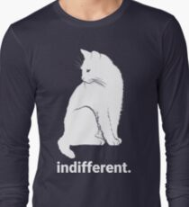 Indifferent Cat T-Shirt