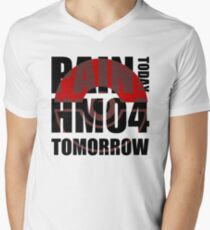 Pain Today... HM04 Tomorrow Men's V-Neck T-Shirt