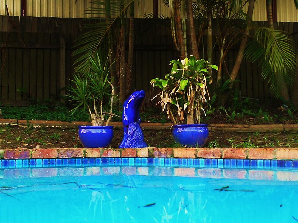 Poolside by JordanP