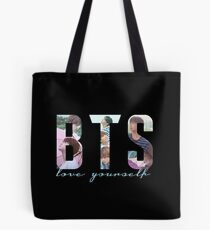 BTS - LOVE YOURSELF Tote Bag