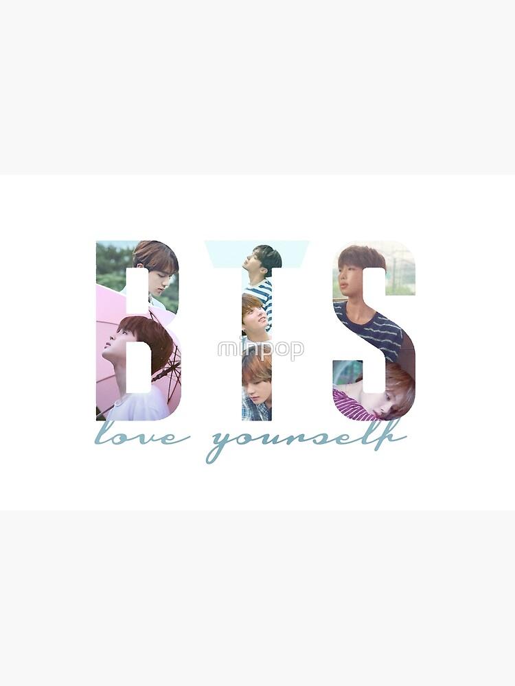 BTS - LOVE YOURSELF by minpop