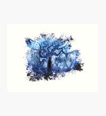 Hellblade Senua's Sacrifice Art Print