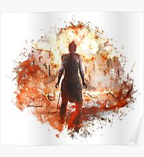 Hellblade Senua's Sacrifice Poster