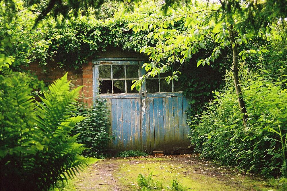 Blue Gate by Kate Powick