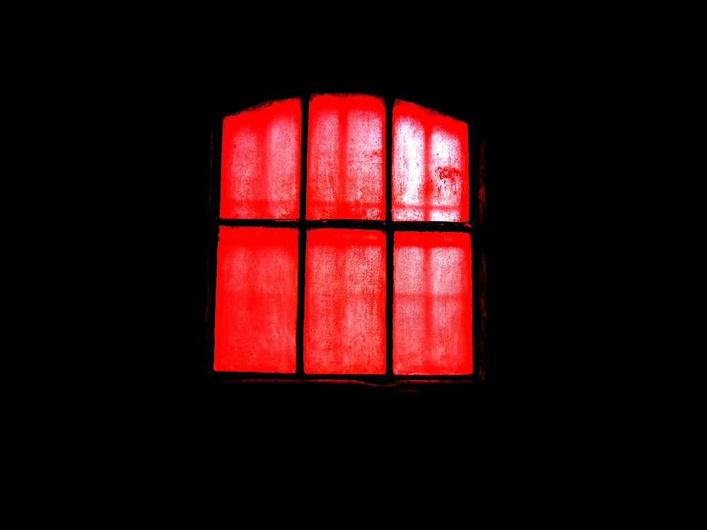 Hells Window by Matthew  Smith