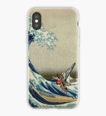 Vinilo o funda para iPhone La ola