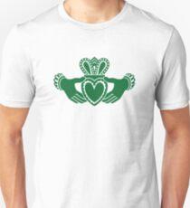 Camiseta ajustada Celtic claddagh