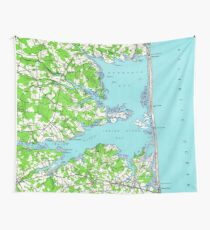 Delaware Beaches Wall Tapestries   Redbubble on