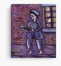 The matchseller Canvas Print